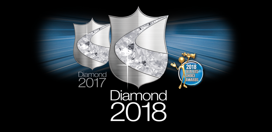 RoadVantage Wins #1 Diamond Dealers' Choice Award for the Second Year in a Row