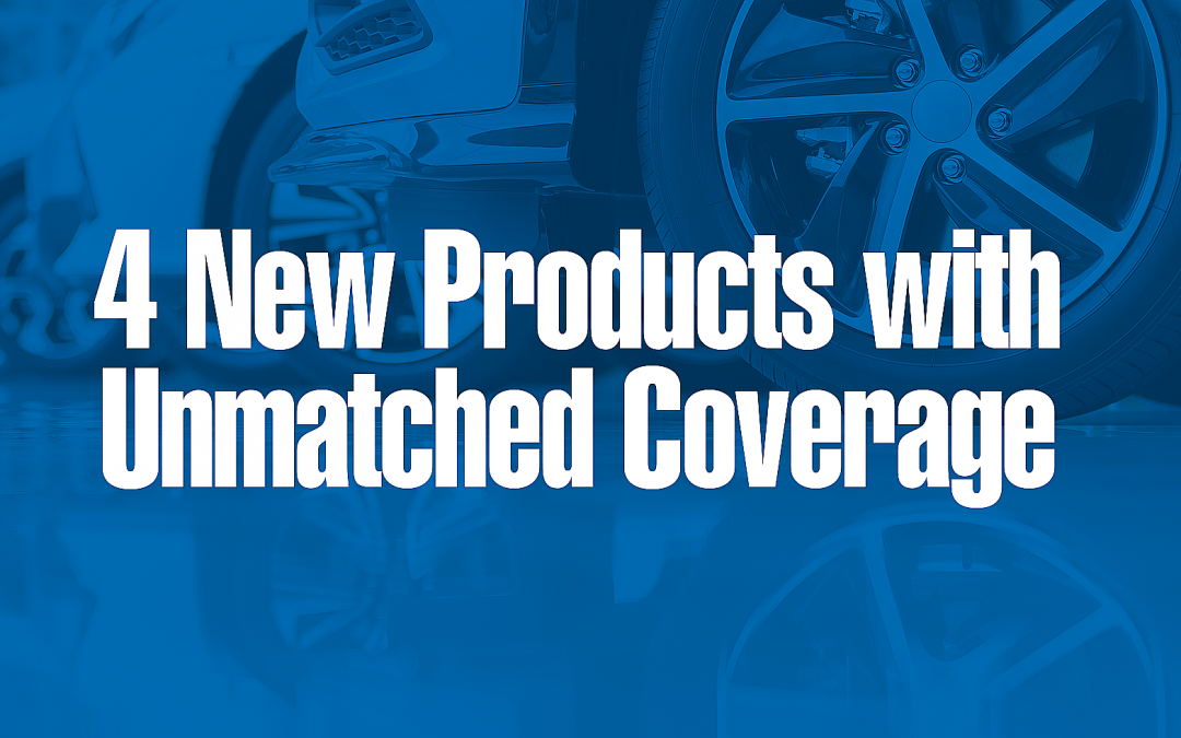 RoadVantage Has Created 4 Robust New Products with Unmatched Coverage